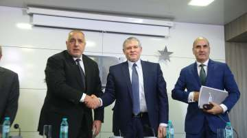 ГЕРБ обещаха на СДС две места в общата листа за евроизборите