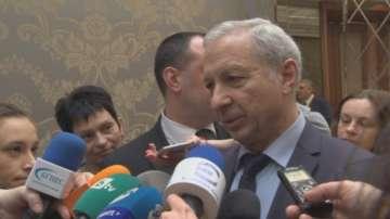 Герджиков: Не е оказван натиск върху бившия главен секретар на МВР Георги Костов