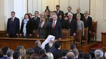 Огнян Герджиков: Тонът в първото заседание на парламента беше конструктивен
