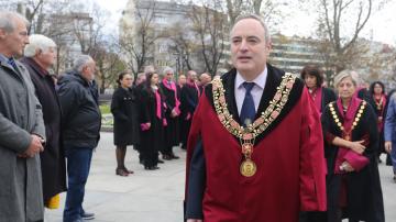 Проф. Герджиков: СУ е единственият български университет в първите 1000 в света