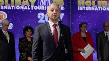 Премиерът Герджиков откри Международната туристическа борса