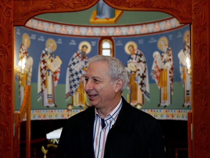 снимка 6 Премиерът Огнян Герджиков посети Басарбовския скален манастир (СНИМКИ)