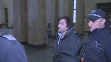 Съдът отказа да пусне от ареста Герман Костин