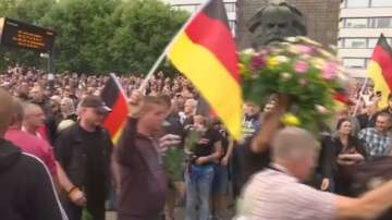 Арести на неонацисти в Германия
