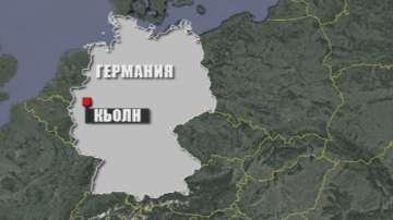 Нападение с нож и стрелба в центъра на Кьолн