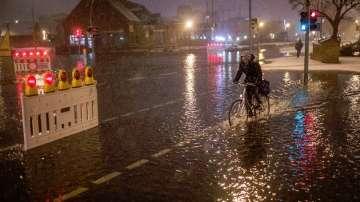 Големи наводнения нанесоха щети в крайбрежни райони на Германия