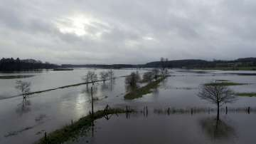 Остава опасността от наводнения в Германия