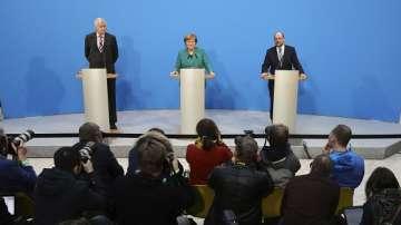 Как си разпределиха министерствата в Германия