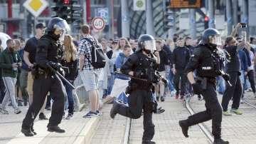 Протести и сблъсъци в Германия заради фалшиви новини
