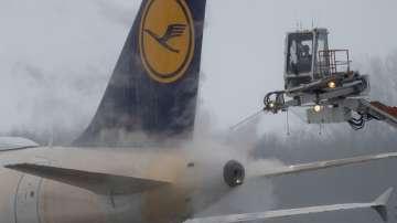 Нарушение във въздушния трафик в Германия заради стачка