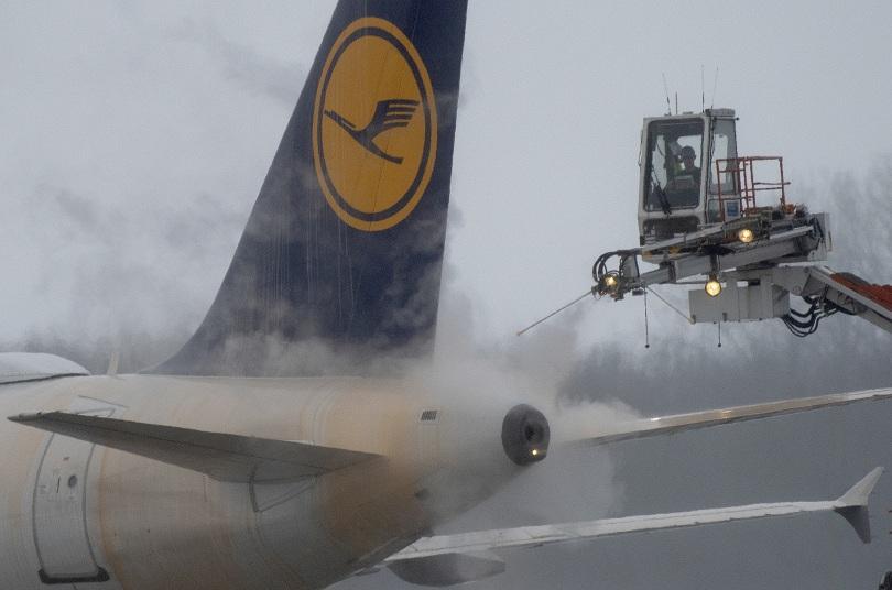Въздушният трафик в Германия ще бъде нарушен тази сутрин заради