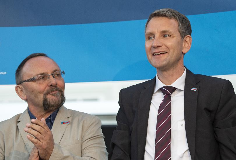 В германския град Бремен депутат в Бундестага от дяснопопулистката