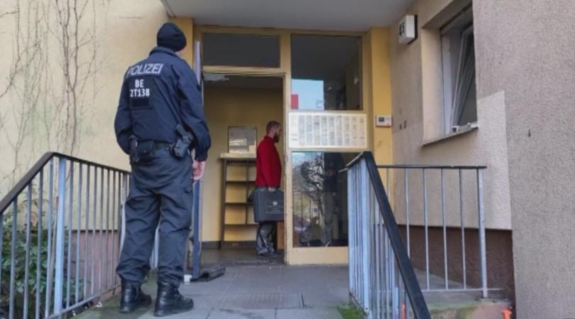 Германската полиция арестува днес 26-годишен сириец по подозрения за подготвян