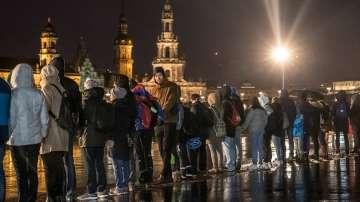 75 години от бомбардировката на Дрезден