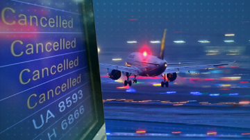 Транспортен хаос заради стачката на германските летища