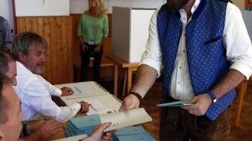 Ключови избори в германската провинция Бавария