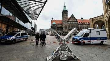 Кметства в Германия бяха евакуирани след бомбени заплахи
