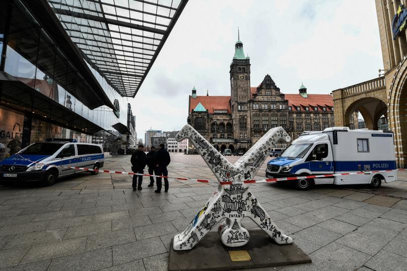 В Германия шест кметства бяха евакуирани след бомбени заплахи, получени