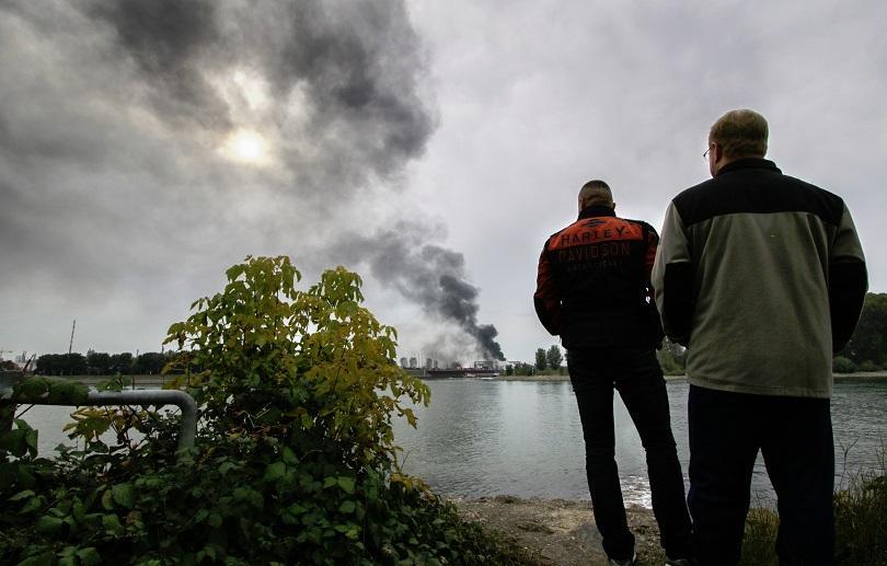 откриха тялото трети загинал експлозията германски химически завод