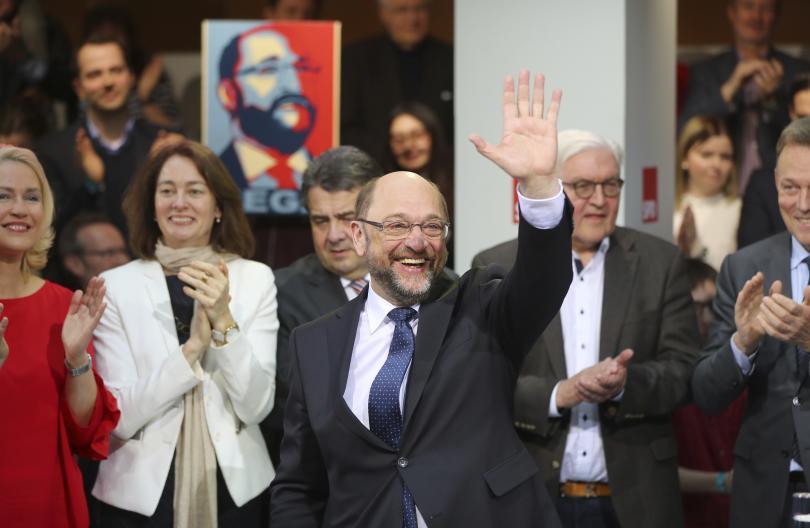 социалдемократите изпълнени решимост победят парламентарните избори