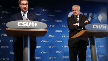 Несигурност за управляващите в Германия