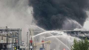 Версията тероризъм се изключва при експлозията в химическия завод в Лудвигсхафен