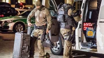 Сириец се взриви на музикален фестивал в Германия (обобщение)