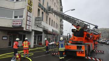 Жертви и ранени при пожар в многоетажен жилищен блок в Германия