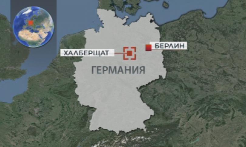 германската полиция разследва взрива къщата български гражданин