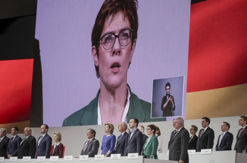 Християн-демократическият съюз в Германия се подготвя за бъдещето