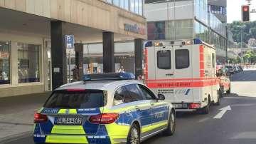 Пътниците от самолет на Търкиш еърлайнс са били евакуирани на летище в Германия