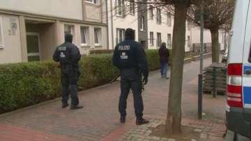 Антитерористична операция в Лайпциг