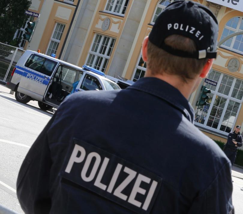 Федералната полиция на Германия е предприела днес голяма операция. Повече