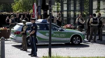 Служителка на полицията е ранена при стрелбата в Мюнхен
