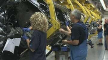Работниците от германската промишленост започват 24-часови щафетни стачки