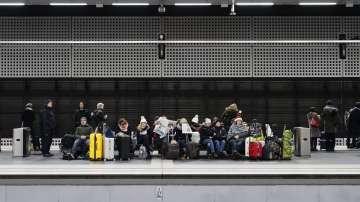 Стачка блокира движението на влаковете в Германия