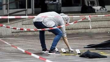 Нападателят от Хамбург бил кандидат за бежанец