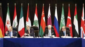 Споразумение за прекратяване на военните действия в Сирия