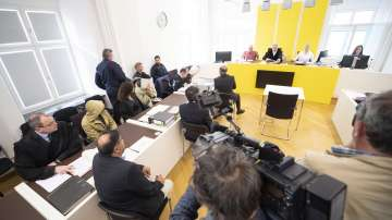Четирима кандидати за убежище в Германия застанаха пред съда