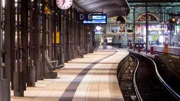 Стачка парализира ЖП транспорта в Германия