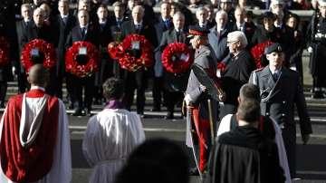 Тържествена церемония в Лондон отбеляза век от примирието с Германия