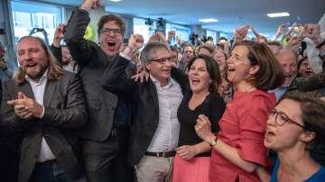 Сериозен успех за Зелените при 62% избирателна активност в Германия