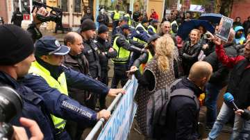 Протести За и Против избора на Иван Гешев