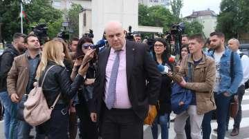 Гешев: Ралев е наблюдаван от пет месеца за корупционни престъпления