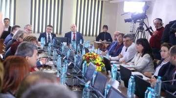 ВСС изслушва кандидата за главен прокурор Иван Гешев