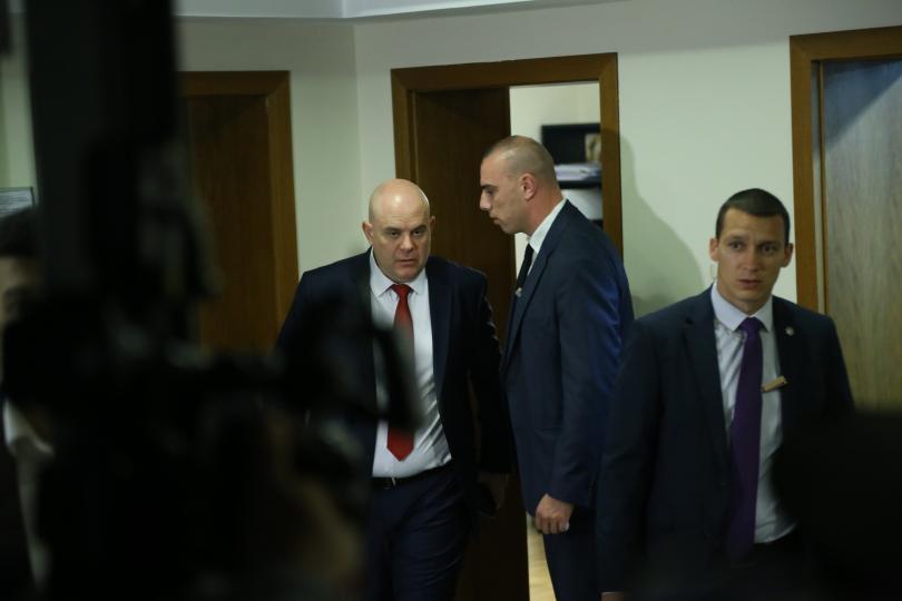 снимка 1 ВСС гласува да продължи процедурата за Иван Гешев