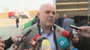 Иван Гешев коментира протестите срещу него