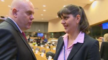 Гешев и Кьовеши обсъждат Европейската стратегия за борба с корупцията