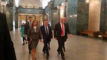 Новият главен прокурор Иван Гешев встъпва в длъжност днес
