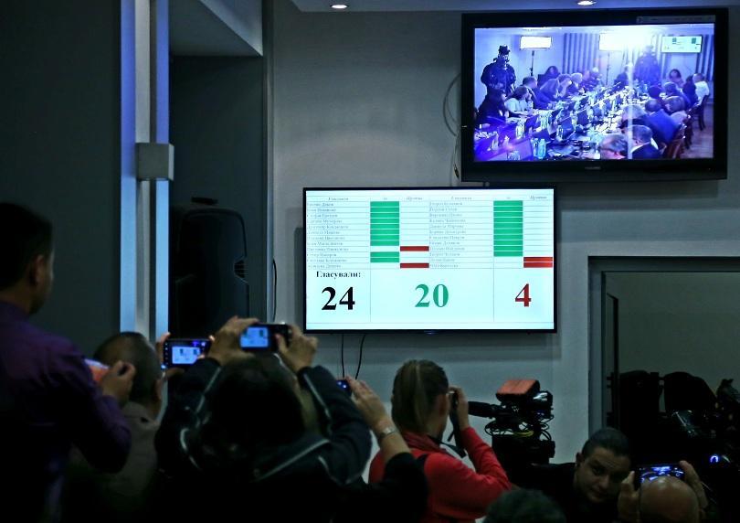 Изборът на Иван Гешев за главен прокурор беше потвърден от